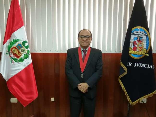 Discurso de honor por el LXXIX Aniversario de Instalación de la Corte Superior de Justicia de San Martín