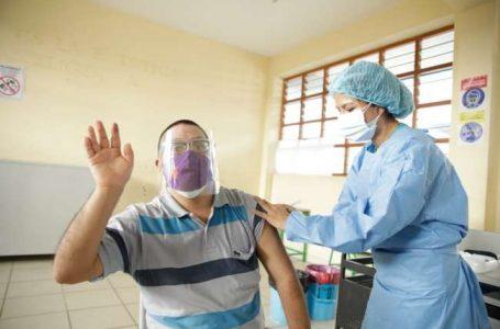 Este 17, 18 y 19 continúa la vacunación contra la Covid-19 en la región San Martín