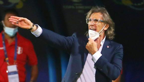 """Las palabras de Ricardo Gareca en la antesala del Perú vs. Brasil """"Tengo la fe de que podemos hacer un buen partido"""""""