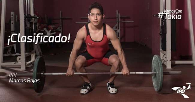 """Marcos Rojas tras avanzar a finales de Olimpiadas Tokio 2020:  """"Orgulloso de mi tierra Moyobamba"""""""