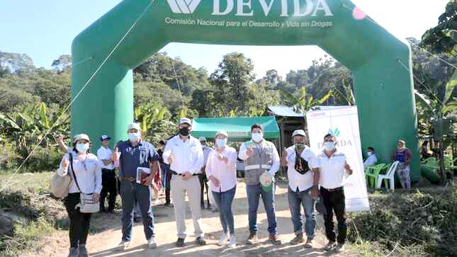 DEVIDA promueve diversificación productiva con crianza de peces amazónicos