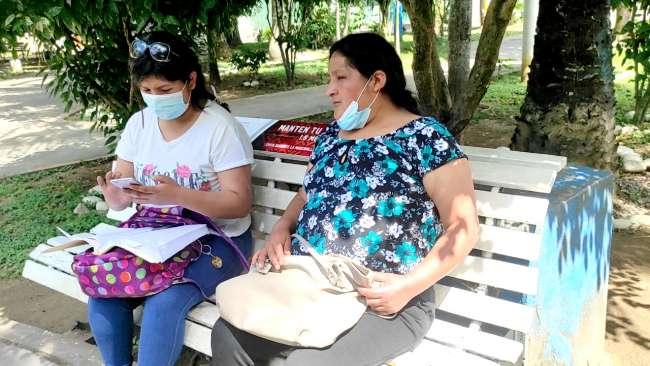 Familia huancaína llega a Tarapoto en busca de justicia para víctima mortal de accidente