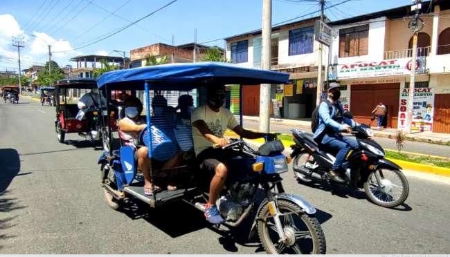 Tarifa de mototaxistas se incrementa debido al alza del precio del combustible