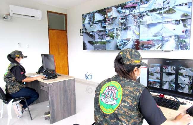 AL CELEBRAR NUESTRO BICENTENARIO RIOJA CONTARÁ CON MODERNO SERVICIO DE SEGURIDAD CIUDADANA