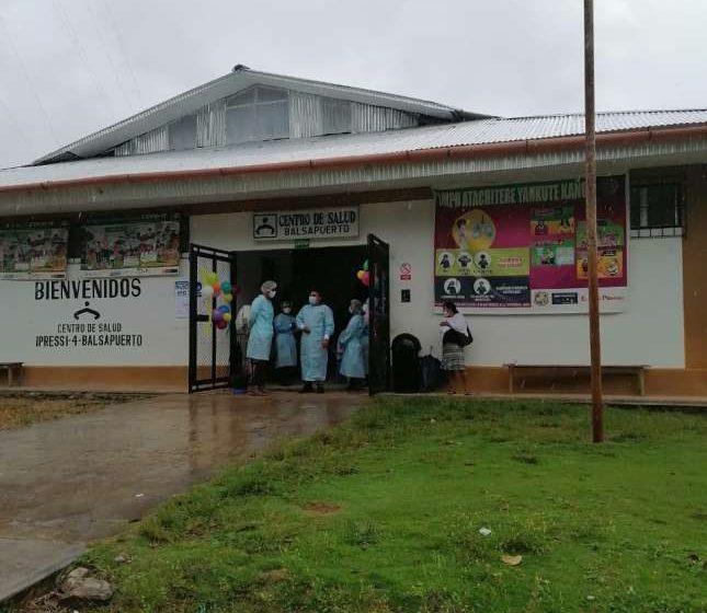 Algo extraño pasa en Yurimaguas: Sindicalistas ahora exigen cambio del director de la Red de Salud Alto Amazonas