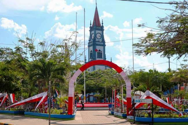 Yurimaguas celebra hoy fiesta del bicentenario