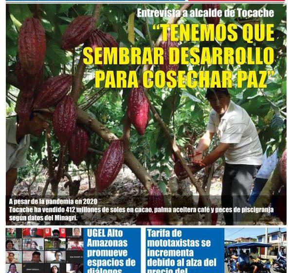 Diario Digital Lunes 26 de Julio del 2021