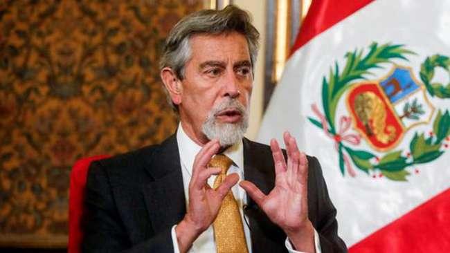 Presidente Sagasti: dejaremos al nuevo gobierno un sistema para vacunar bien y rápido