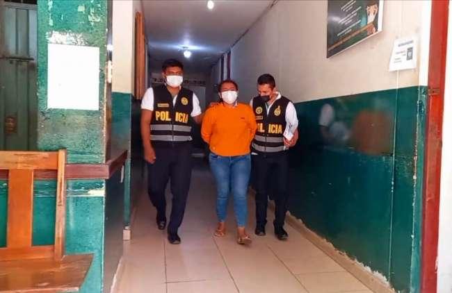 Dictan 9 meses de prisión preventiva a mujer involucrada en asesinato de árbitro
