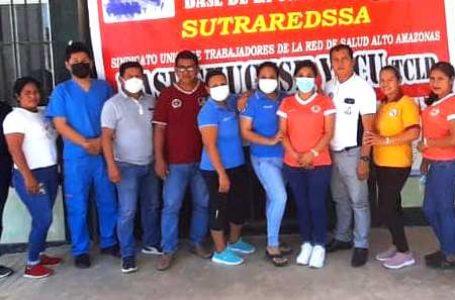 Huelga de Red de Salud de Alto Amazonas sin visos de solución