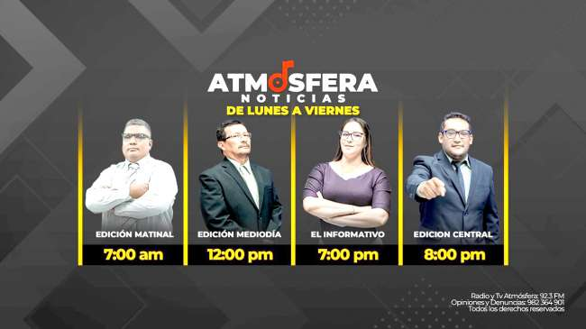 Atmosfera 92.7 FM se consolidada en la preferencia de los oyentes y televidentes en Moyobamba