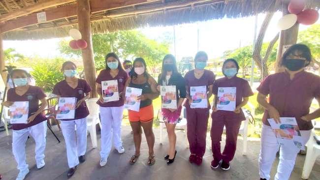 Estudiantes de obstetricia buscan erradicar anemia en madres gestantes