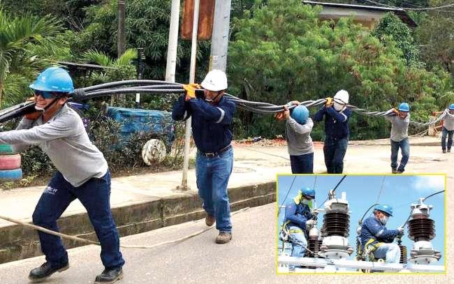 Este sábado 17 se suspenderá el servicio eléctrico de 6 a 9 de la mañana en  sectores de Tarapoto