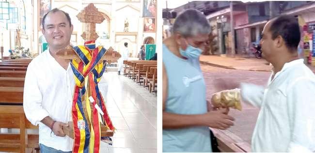 """Lamas celebra simbólicamente entrega de """"voto patronal"""""""