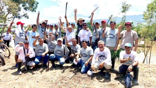"""A dos años de gestión  ciudadana por la """"Gran Ciudad del Alto Mayo"""""""