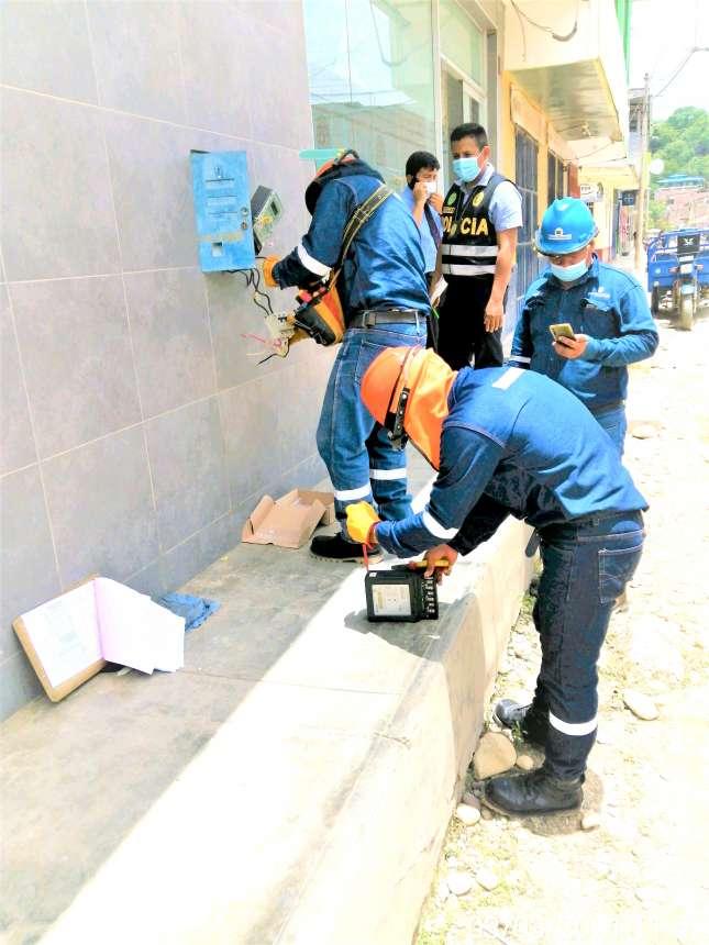 Electro Oriente advierte las sanciones penales y riesgos del hurto de energía eléctrica