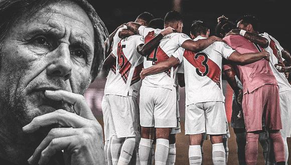 Gareca anuncia convocados de selección peruana para fecha triple de eliminatorias
