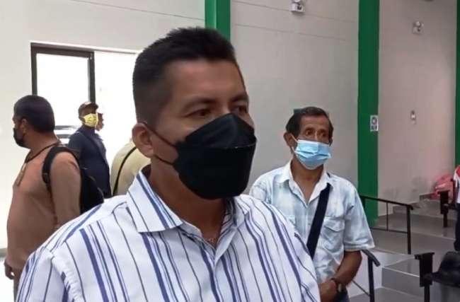 Nuevo presidente del FREDESAA es investigado por fiscalía por la toma de local a Electro Oriente.