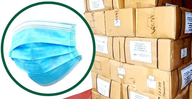 GORESAM entregara más de 700 mil mascarillas