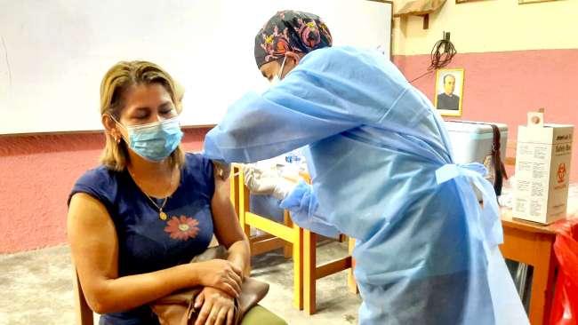 Esta semana se amplia rango de vacunación para personas menores de 40 años