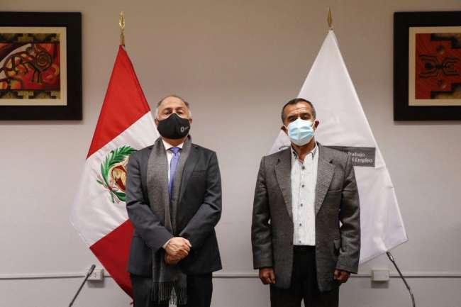 Ministro de Trabajo se reunirá con titular del MEF para viabilizar asignación de S/ 700 millones para Trabaja Perú