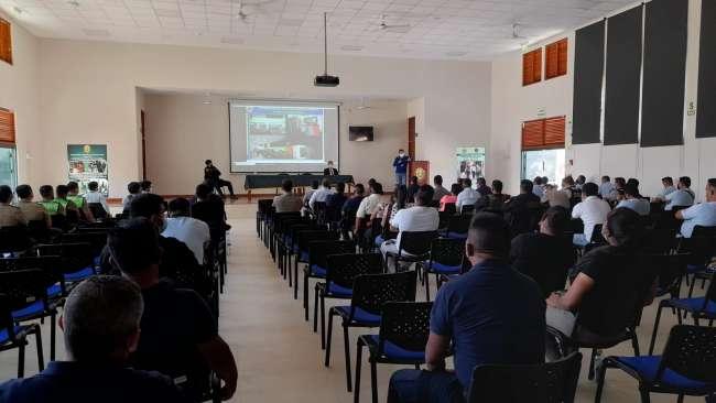 Electro Oriente participó de jornada de capacitación organizada por la MACREPOL San Martín