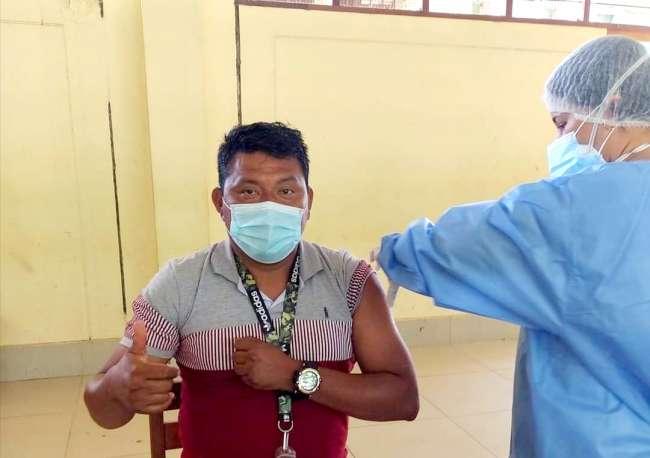 Este jueves 12, viernes 13 y sábado 14 de agosto continúa la vacunación contra la covid 19 en la región San Martín