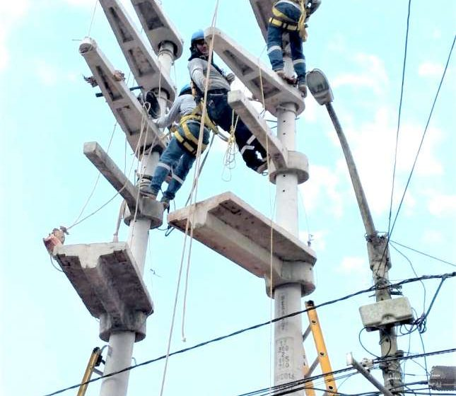 Electro Oriente anuncia  interrupción del servicio eléctrico en las provincias  de Picota y El Dorado