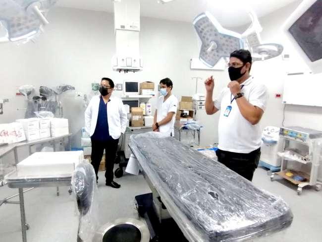 PEHCBM transfiere hospital de Picota a la OGESS Bajo Mayo