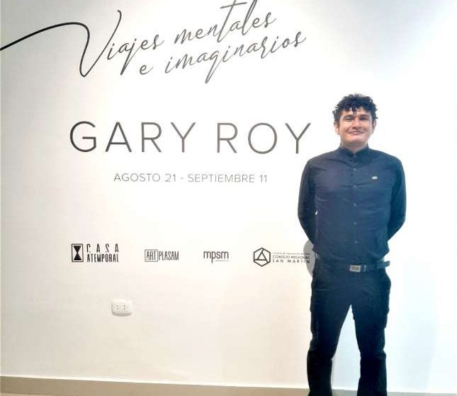 Inauguran exposición de arte en la Casa Atemporal de Tarapoto