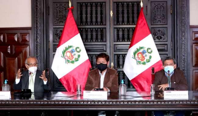 Gobierno prorroga estado de emergencia sanitaria por covid-19
