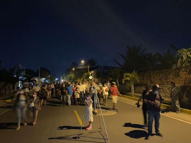 Municipalidad Provincial de San Martín continúa con las inauguraciones de asfaltados