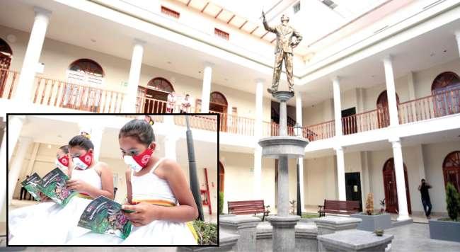 Centro Cultural de Moyobamba iniciará talleres artísticos