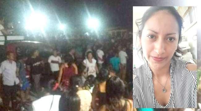Joven contadora que fue secuestrada, fue liberada y se reencontró con sus padres