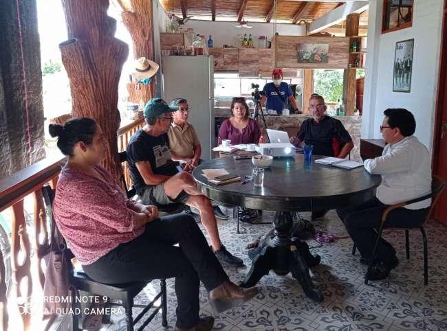 Dirección Regional de Educación y Autoridad Regional Ambiental, se unen a las iniciativas del colectivo Moyobamba 500 años