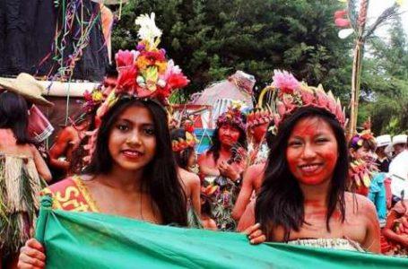 APANGURAYACU, es la comunidad ecológica dedicados a la producción y venta de flores exóticas