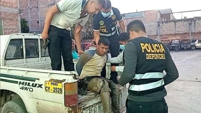 En tiempo récord: Rescatan a empresario molinero que fue secuestrado en Nueva Cajamarca