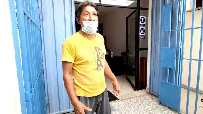 Mototaxista agrede a ciudadano por reclamar por paradero informal