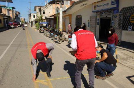 En Moyobamba: Ciclovía incumple normativa aplicable y podría generar accidentes