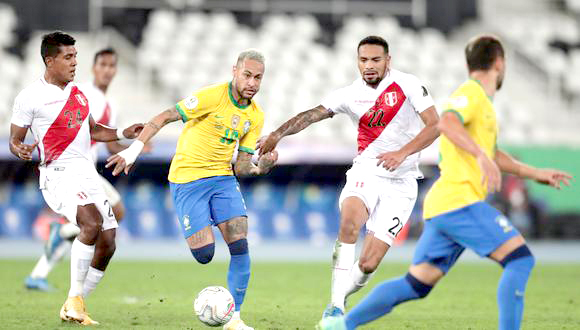 La Bicolor trabajó en Recife y quedó  lista para el duelo de Eliminatorias