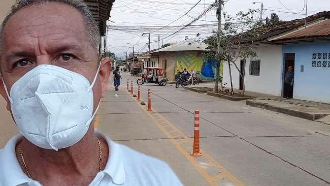 """Tedy Del Águila """"Levantaremos observaciones que realice la contraloría sobre la ciclovía"""""""