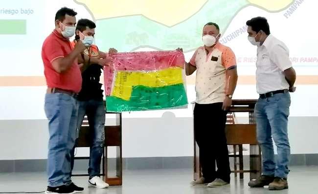 "Yurimaguas: Elaboran ""Mapa Comunitario de Riesgos"" para prevenir tragedias"