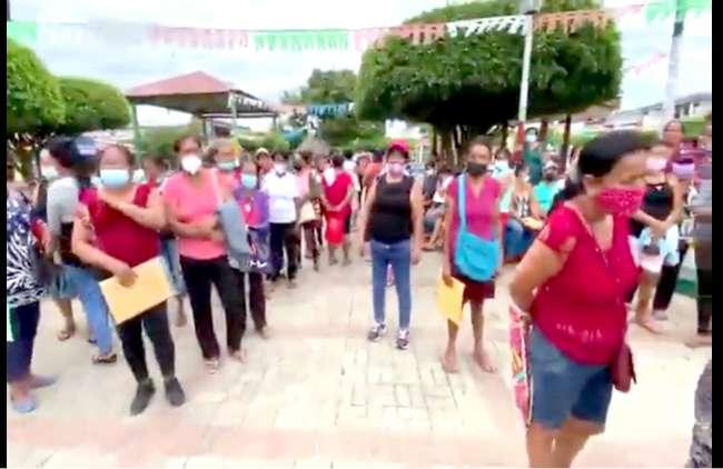 Mujeres afectadas por  esterilizaciones forzadas claman justicia en Yurimaguas