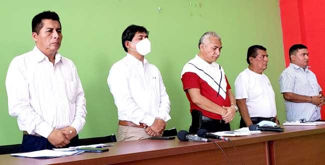 FREDESA amenaza con huelga por ausencia de la Presidencia del Consejo de Ministros en Yurimaguas