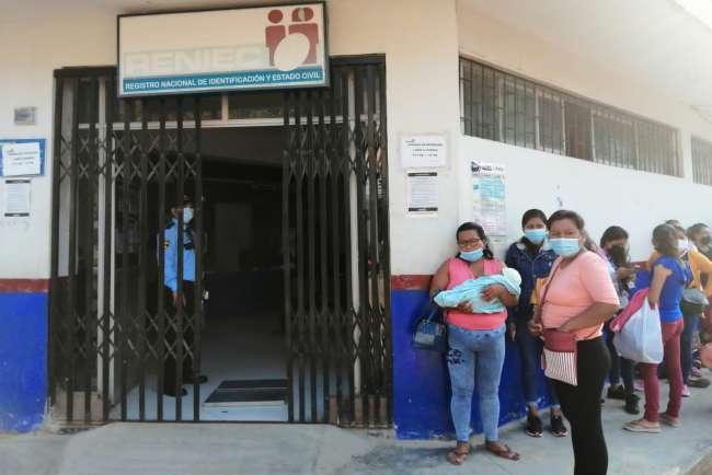 RENIEC San Martín: ciudadanos deben actualizar información antes del cierre de padrón electoral