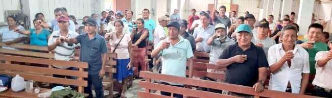 Gobierno Regional de Loreto, aprueba más de 26 millones para cultivos de palma aceitera en Alto Amazonas