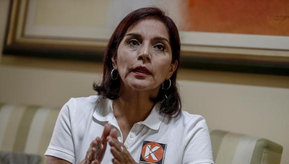 """Congresista de Fuerza Popular Patricia Juárez """"es legal y legítimo"""" haber cobrado gastos de instalación"""