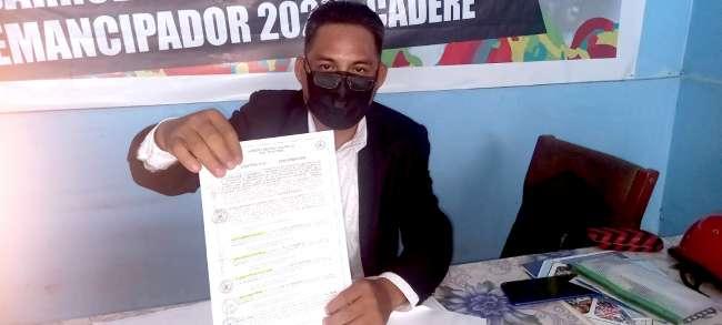 SUTEP pide explicaciones al GORESAM por contrato firmado por más de un millón de soles en plena pandemia