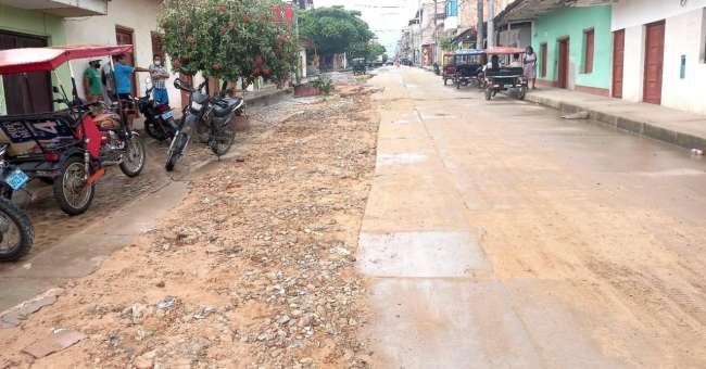 MPSM reparará pavimento en la cuadra 9 de Ricardo Palma