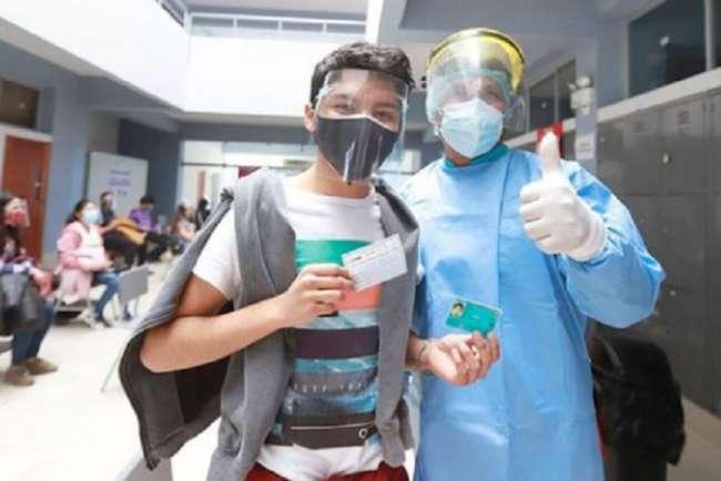 ¡Noticia esperanzadora! Tacna a un paso de lograr la inmunidad de rebaño ante el covid-19